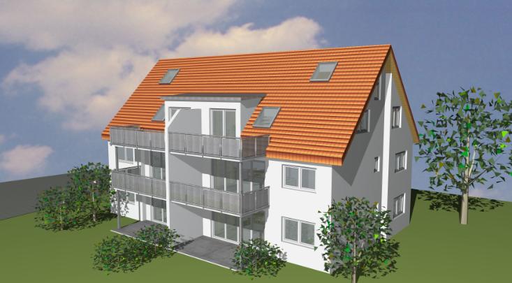 Eigentumswohnung in Salach (Ziegelstraße)