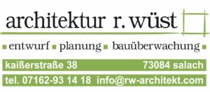 Architektur R. Wüst